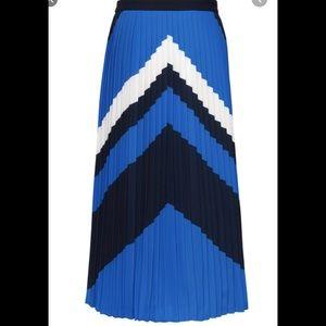 Pleated skirt from Banana Republic